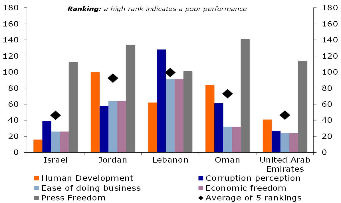 Figure 2: Social and governance indicators