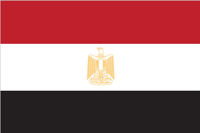 Egypte flag